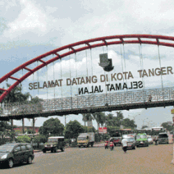 Branding Kota Tangerang